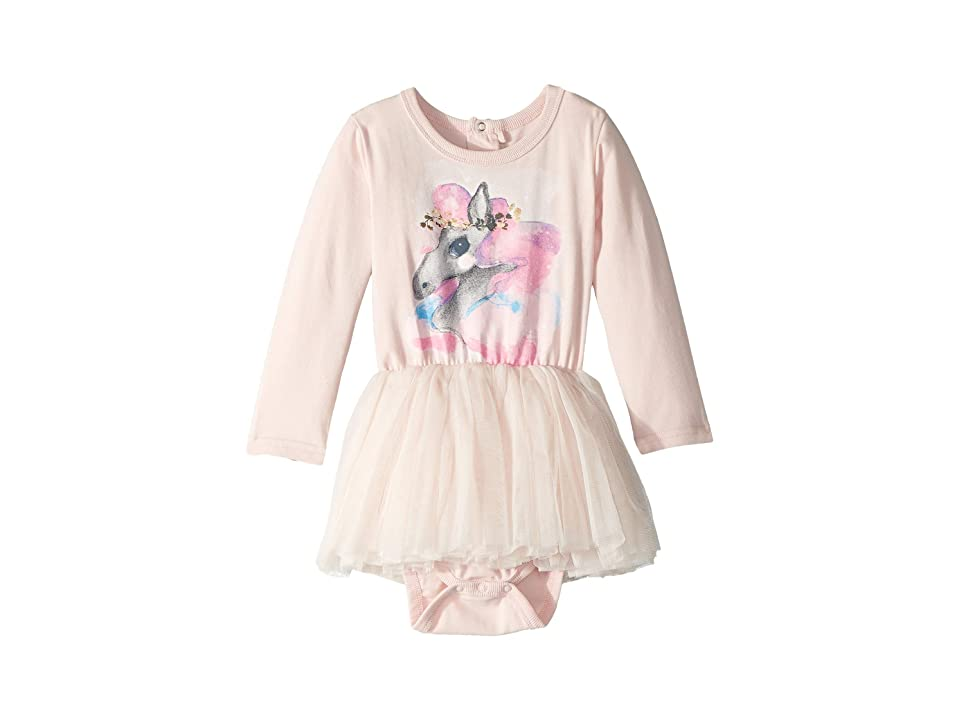 Rock Your Baby Rainbow Brumby Circus Dress (Infant) (Pink) Girl