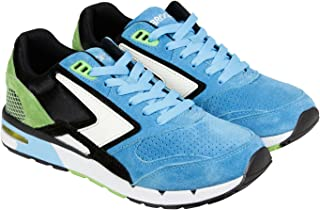 5780af3121c Brooks Heritage Men s Fusion Cyan Blue Black Green Flash Sneaker