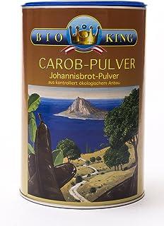 BioKing 3x 500g BIO CAROB-Pulver, Johannisbrot-Pulver EUR 5,49 / Dose