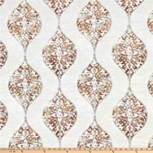 Magnolia Home Fashions Romano Clay Fabric by the Yard