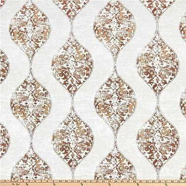 Magnolia Home Fashions Romano Clay Fabric by the Yard