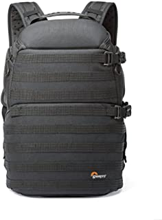 Lowepro Protactic Modular Backpack 450 AW II Black Pro with All Weather Cover, Black, 450 AW Camera Backpack (LP37177-PWW)