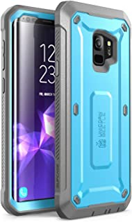 SUPCASE Unicorn Beetle Pro Series Case Designed for Galaxy S9, with Built-In Screen..