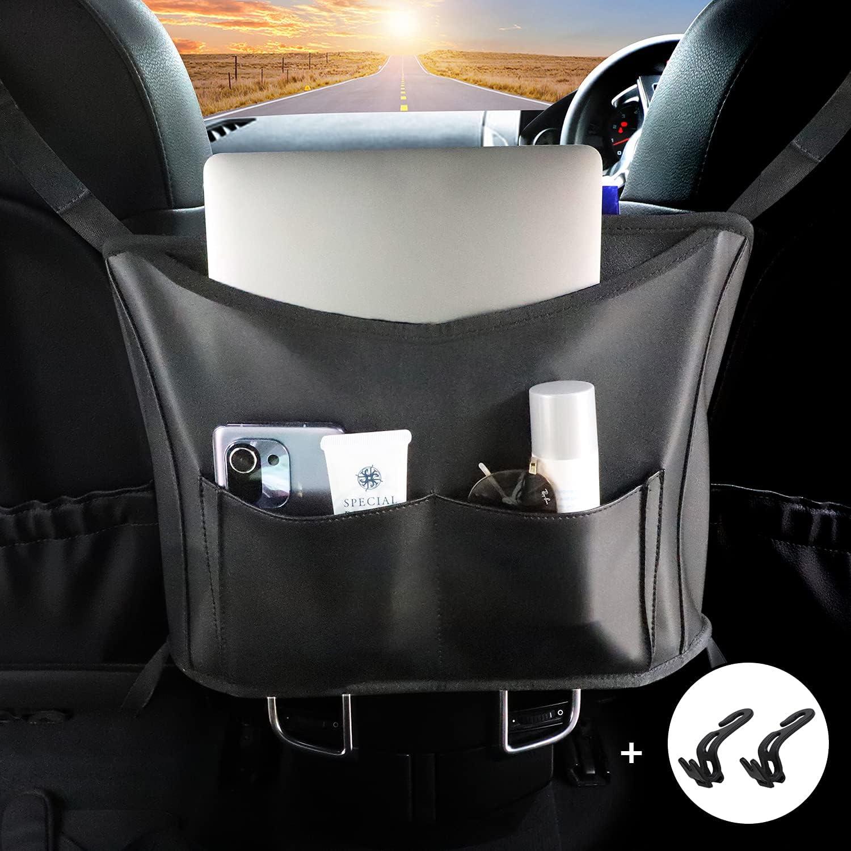 OBSOO Car Handbag Holder Bombing new Max 88% OFF work Between For Purse Seats Le