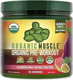 Best organic pre workout gnc Reviews