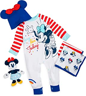 Disney Minnie Mouse Gift Set for Baby Size 0-3 MO