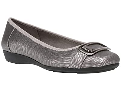 Anne Klein Ulivera (Pewter Lizard Synthetic) Women