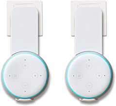 3ra generaci/ón per Soporte de Montaje en Pared para el Soporte para Alexa Echo Dot para  Echo Dot