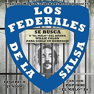 Popurri: El Malo, Pt. 1 (Homenaje a el Malo del Bronx Willie Colon) [feat. Los Federales de la Salsa]