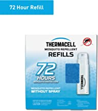 Thermacell Mosquito Repellent Refills, 72-Hour Pack; Contains 18 Repellent Mats, 6 Fuel Cartridges; Compatible with Any Fuel-Powered Thermacell Product; No Spray, Scent, Mess; 15 Ft Zone of Protection