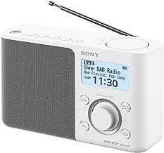 Sony XDR-S61D tragbares digitales Radio, UKW/DAB/DAB+, Senderspeicher, RDS-Funktion,..