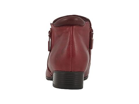 Suave Leatherdark Manitas Rojo Negro Marrón Importante Microfiberblack xqxOgI
