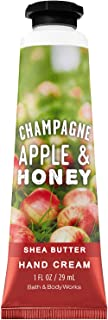 Bath and Body Works CHAMPAGNE APPLE and HONEY Shea Butter Hand Cream 1.0 Fluid Ounce