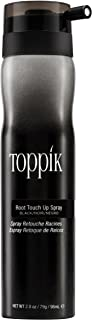 Toppik Root Touch Up Spray Black, 98 ml