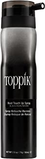 TOPPIK Root Touch Up Spray, 2.8 Oz