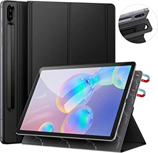 ZtotopCase for Samsung Galaxy Tab S6 10.5 Inch 2019, Strong Magnetic Ultra Slim Tri-Fold Smart Case Cover with Auto Sleep/...