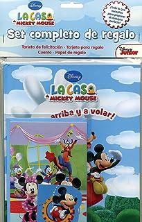 Disney. Set completo de regalo - CASA DE MICKEY MOUSE, L