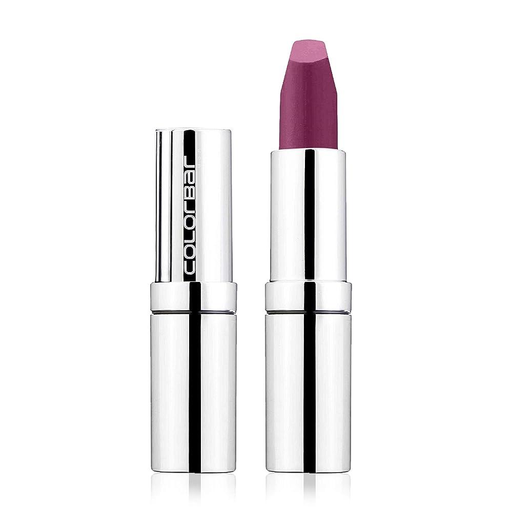 浴室複合大砲Colorbar Matte Touch Lipstick, Sort Out 070, 4.2g