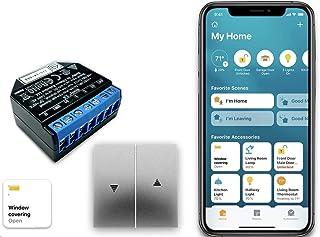 comprar comparacion HomekitBG - Disparador de rodillos compatible con Shelly 2.5