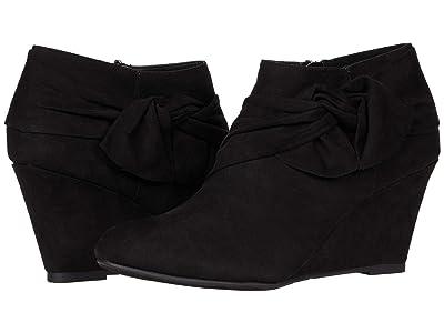 CL By Laundry Viveca Super Suede (Black) Women