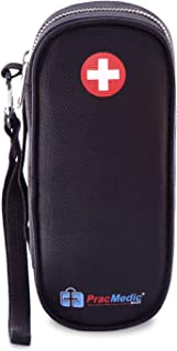 PracMedic Bags EpiPen Case - Fashionable Insulated Travel Medicine Kit - Immediate Access to Medications During Emergency ...
