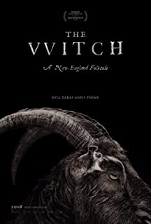 72211 The Witch Movie Horror 2016 Decor Wall 24x18 Poster Print