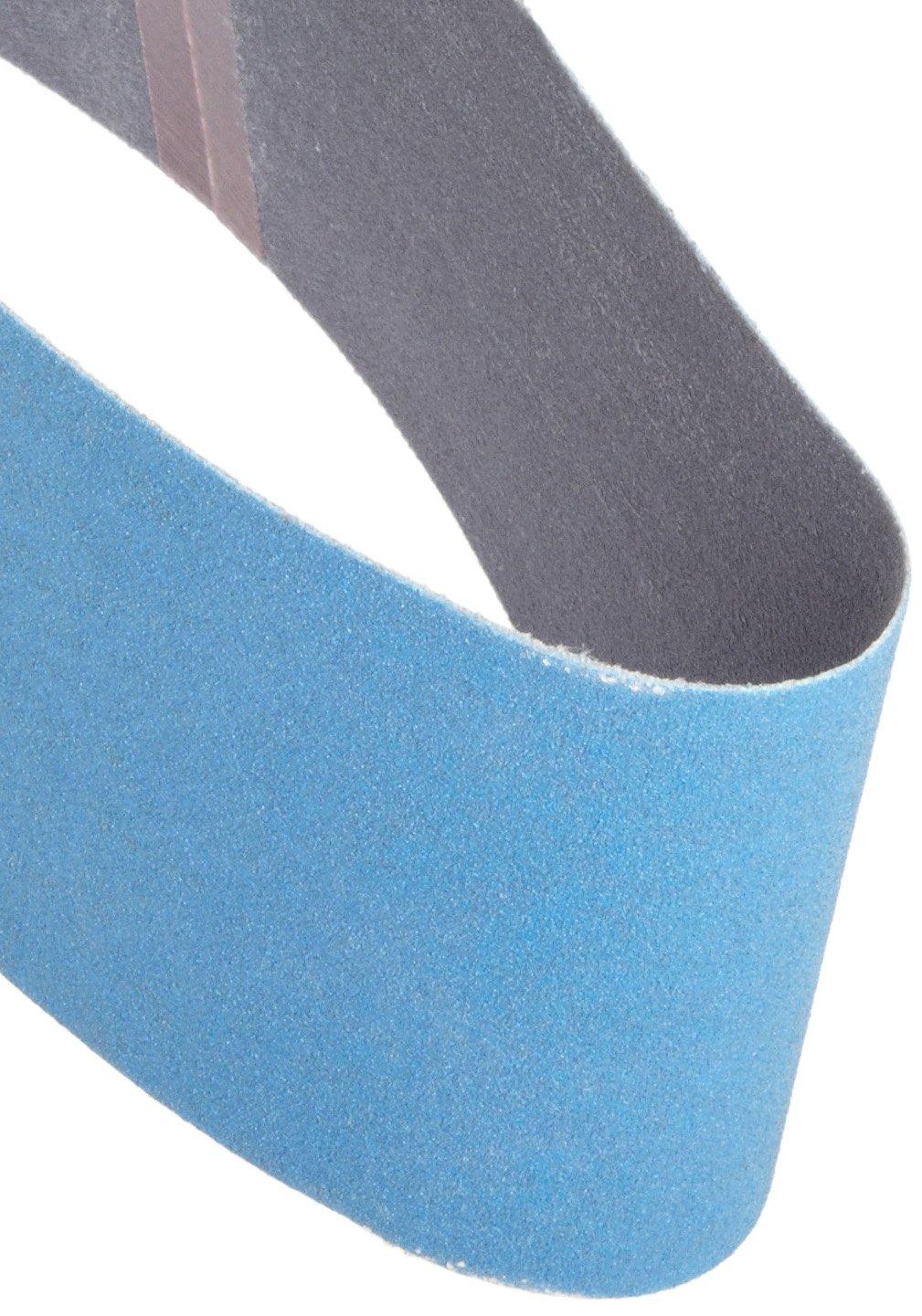 Norton 49256 3X  3 x 18 120 Grit Sanding Belt Pack of 5