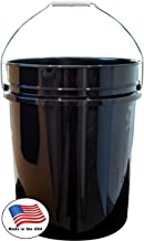 Best black bucket with lid Reviews