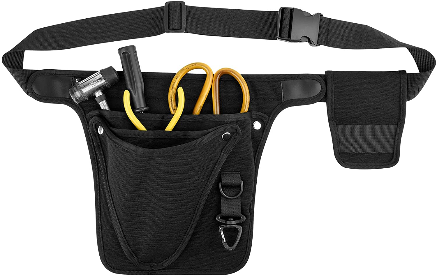 Garden Tool Belt for Women Men- SEAL limited product Womens Safety and trust Adjustable T