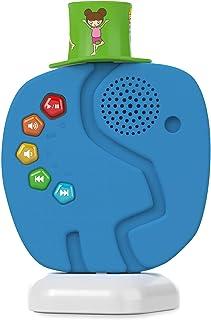 TechniSat Tecnología: Reproductor de Audio y luz Nocturna para niños con diseño de Elefante (con Contenido de Audio reprod...