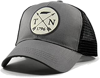 Homeland Tees Men's Tennessee Arrow Patch Trucker Hat