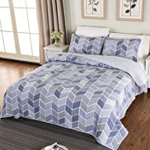 Modern Cotton Bedspread Multi-use Throw for Bed Summer Quilt Bedding Set Warm Coverlet 230×250cm