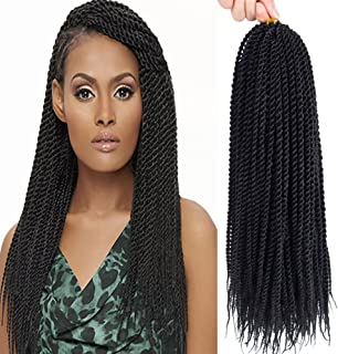 untwisted crochet senegalese twist