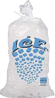 Perfect Stix Icebag10TT-100 Ice Bag with Twist Tie Enclosure, 10 lbs (Pack of 100)