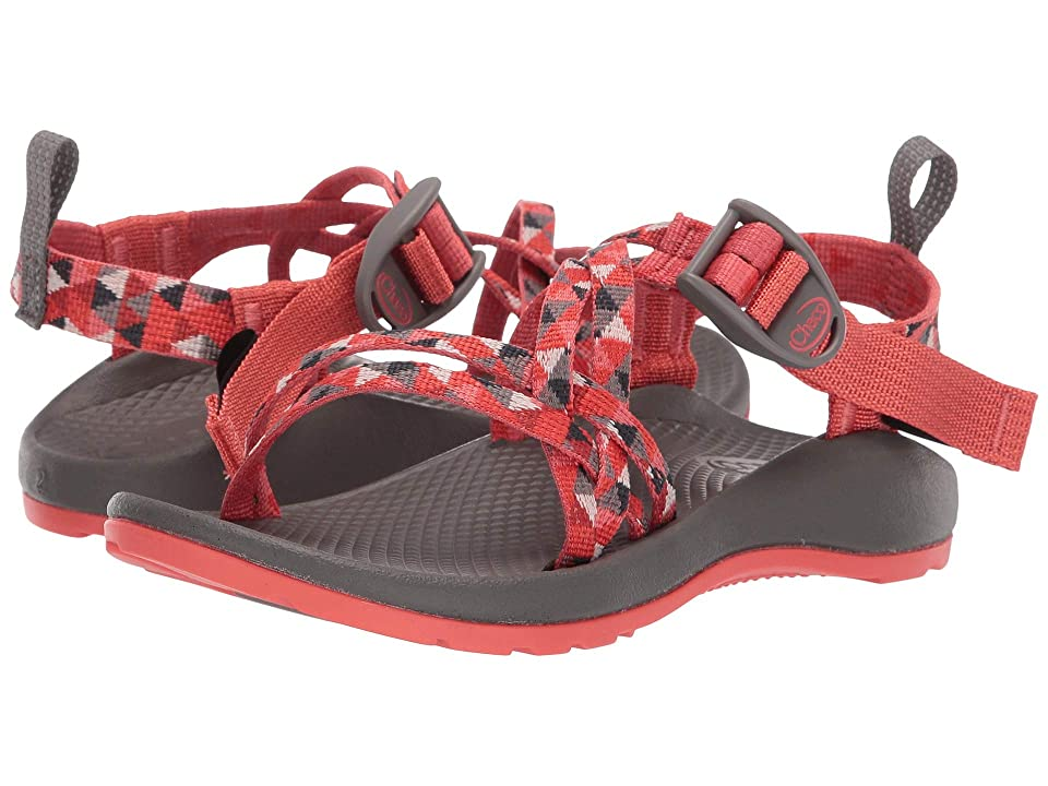 Chaco Kids ZX/1(r) Ecotread (Toddler/Little Kid/Big Kid) (Speck Grenadine) Girls Shoes