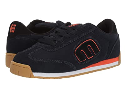 etnies Lo-Cut II LS (Navy/Black/Orange) Men