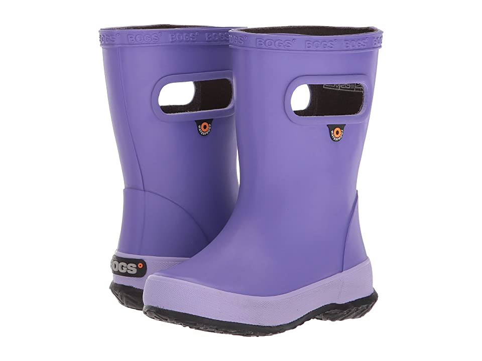 Bogs Kids Skipper Solid (Toddler/Little Kid) (Violet) Girls Shoes