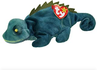 TY Iggy the Iguana Beanie Baby - Blue/Green by TY