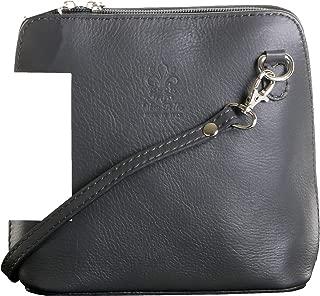 Primo Sacchi Italian Soft Leather Hand Made Small/Micro Cross Body Bag or Shoulder Bag Handbag