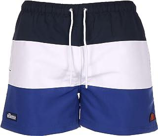 ellesse Cielo Swim Shorts   Navy/White/Blue