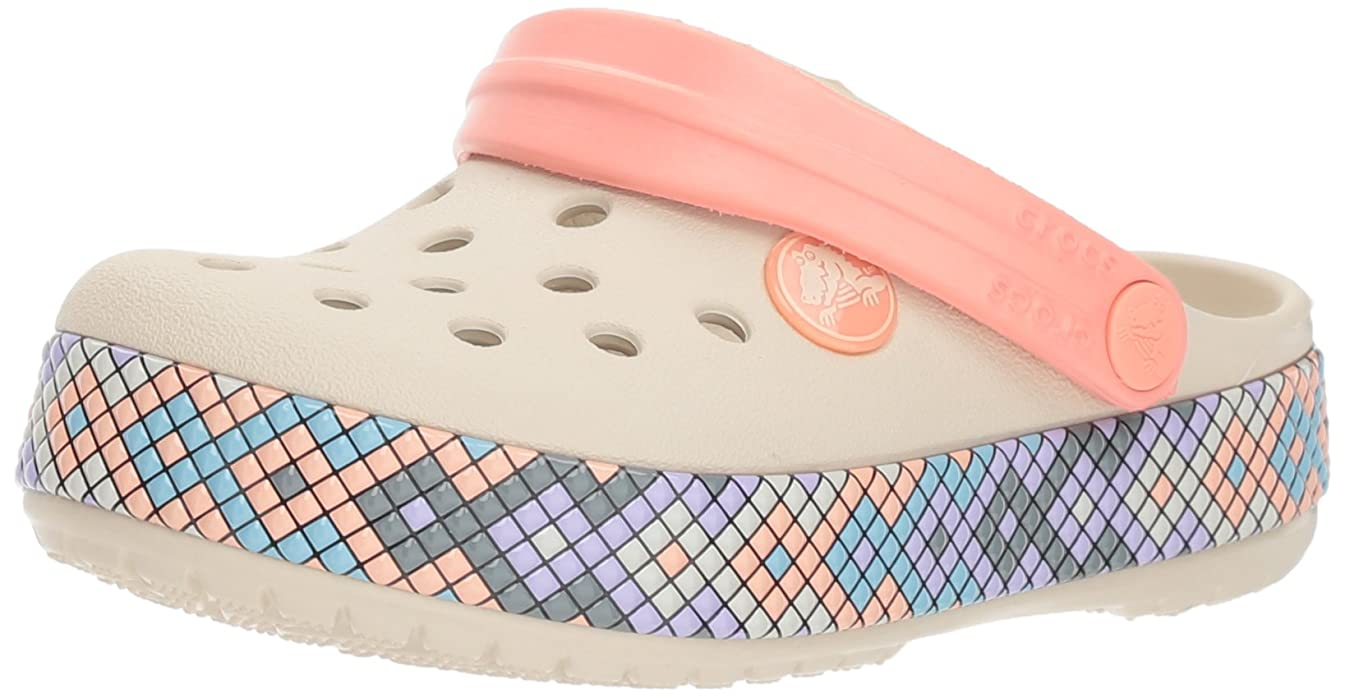 Crocs Kids' Girls Crocband Gallery Clog