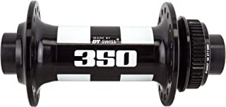 DT Swiss DT 350 MTB 32X110X15MMta Centre Lock Bo Front Hub, Black