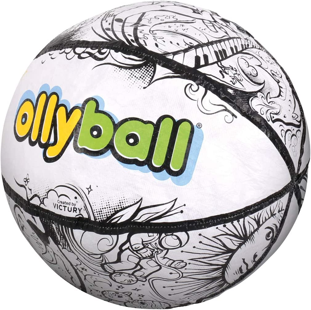 HCM Kinzel 55158 Ollyball Indoor Play and Pare 激安通販ショッピング 高品質 for Ball Children