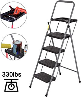 Best two step aluminum ladder Reviews