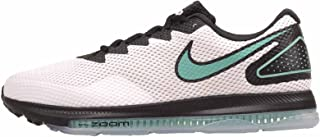 Nike Zoom All Out Low 2 AJ0035 101 White/Clear Jade-Black (10.5)
