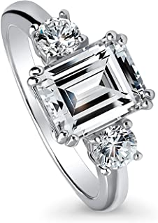 Best engagement ring with black diamond side stones Reviews
