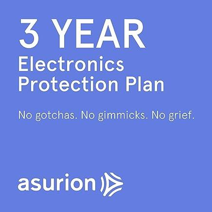ASURION 3 Year Electronics Protection Plan $20-29.99