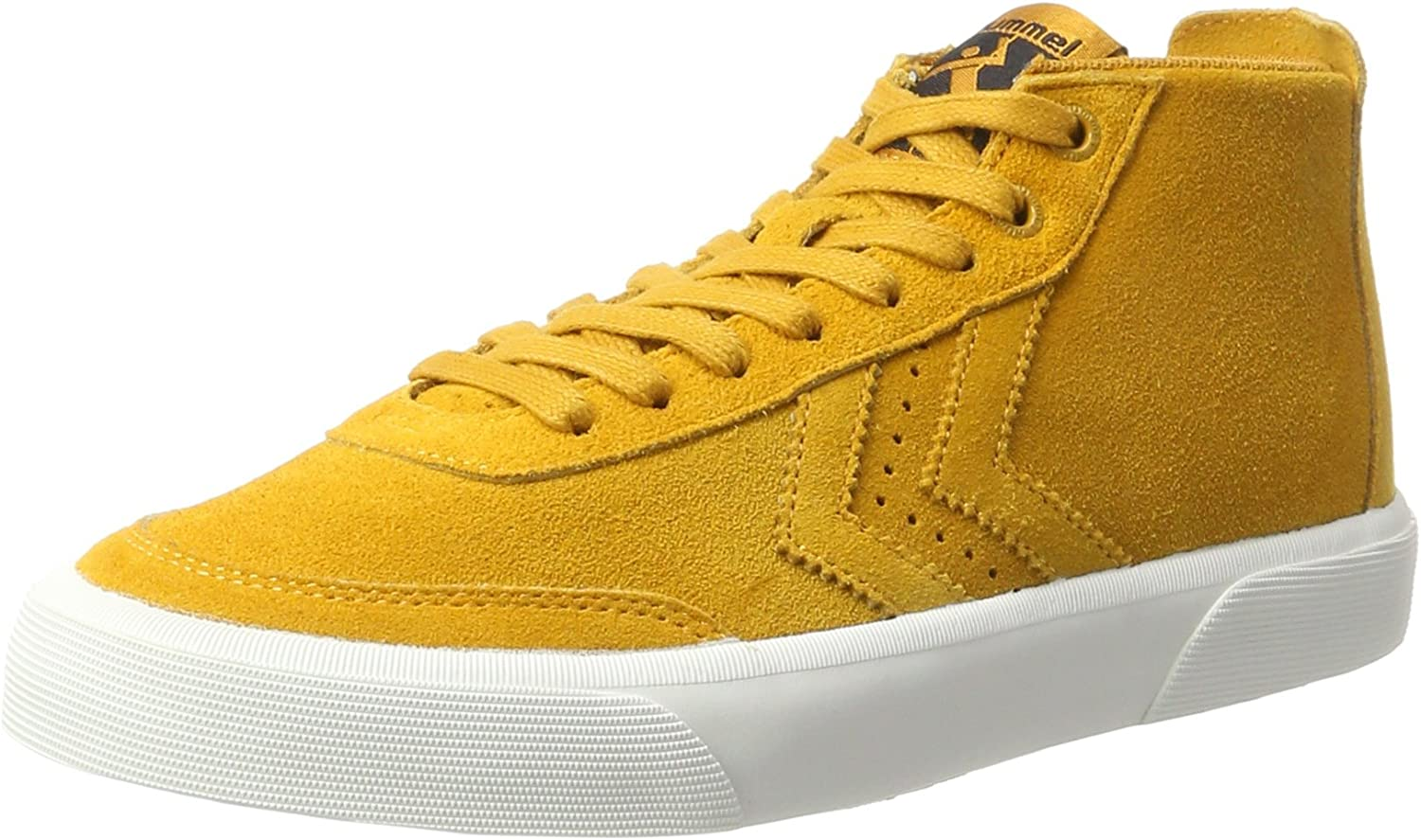 Hummel Unisex Adults' Stockholm Suede Mid Hi-Top Sneakers