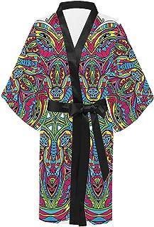Cartoon Sweet Kimono Robe,for Vacation