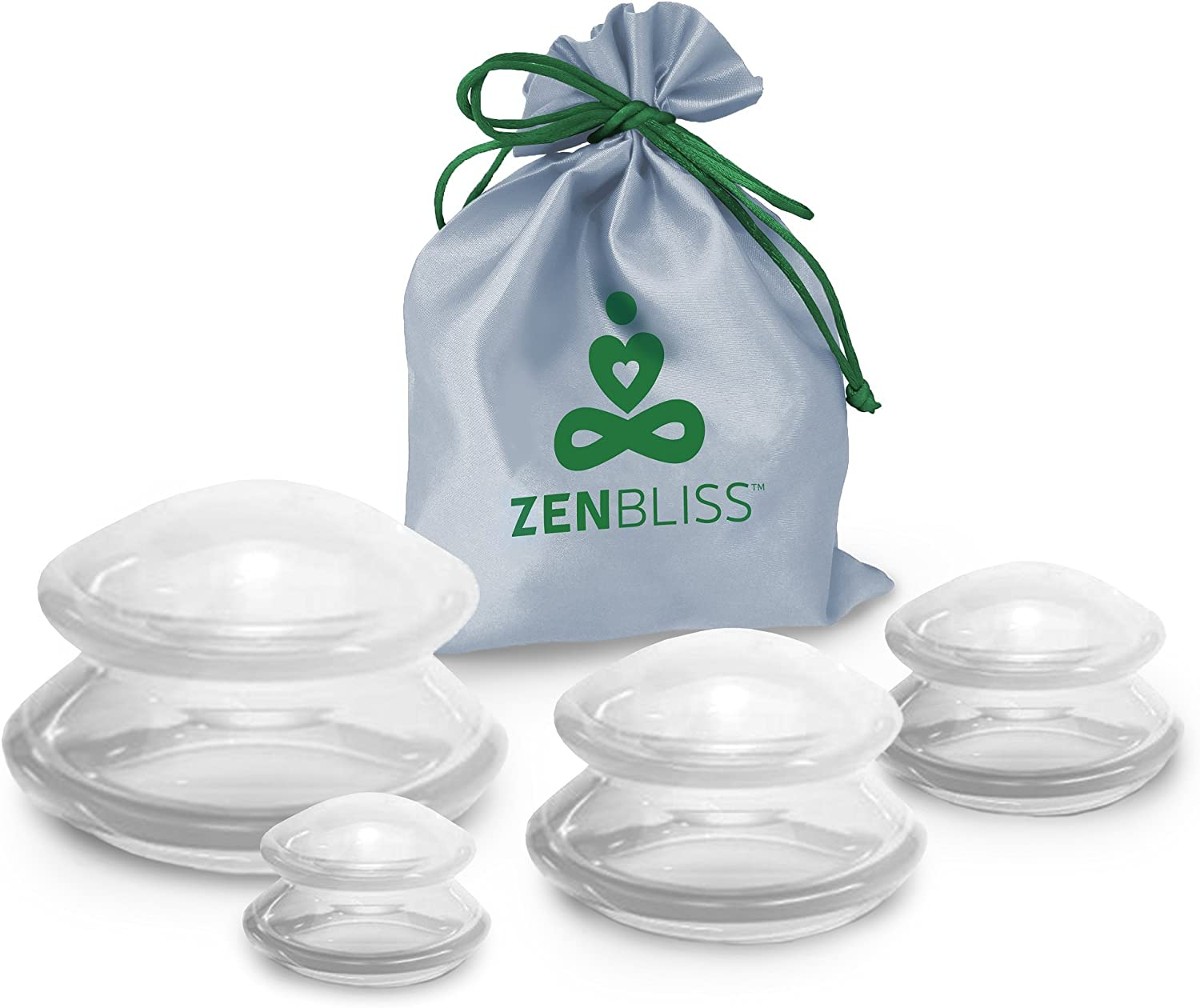Cupping Therapy Sets - Massage Cups and 2021 spring and summer new 1 year warranty Anti for
